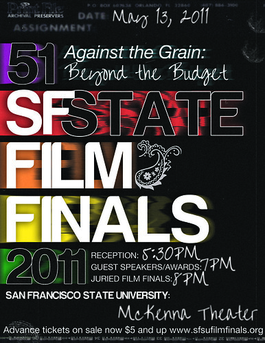 SF State Film Finals 2011