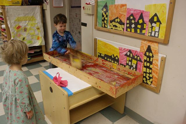 v week • preschool - 77