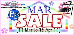 myBBstore.com Mar BB Sale 11 Mar - 15 Apr 2011