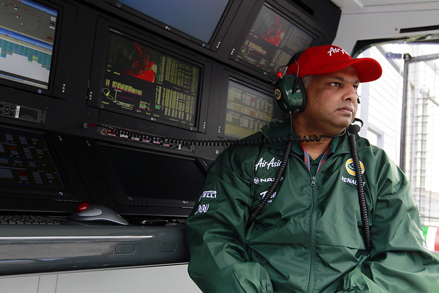 The boss - Tony Fernandes