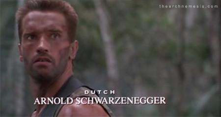 Predator Arnold