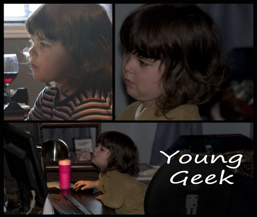 Young Geek