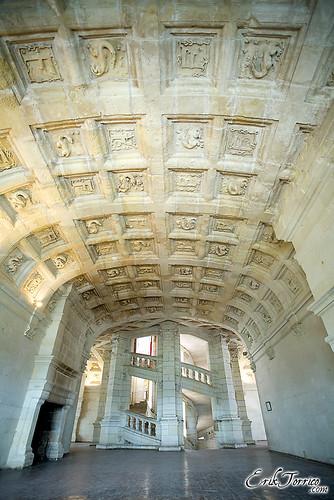 FRANCIA '09: Castillo de Chambord (Valle del Loira)