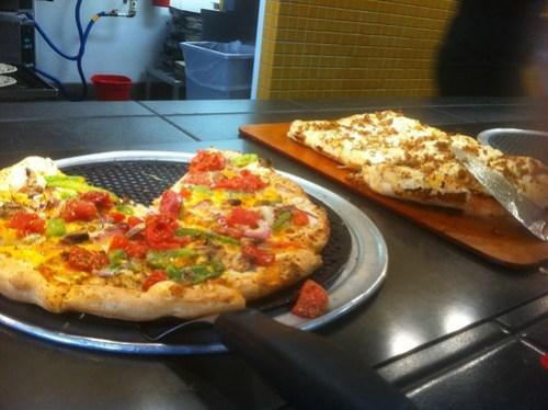 Winner!  Winner! Pizza dinner!