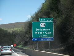 Interstate 80 - Pennsylvania