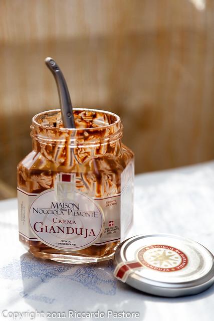 Crema Gianduja