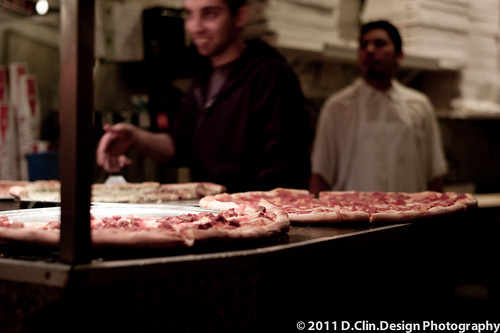 DAMN good Pizza by d.clin.design