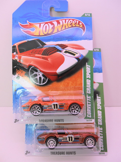 hot wheels super regular treasure hunt corvette grand sport (1)