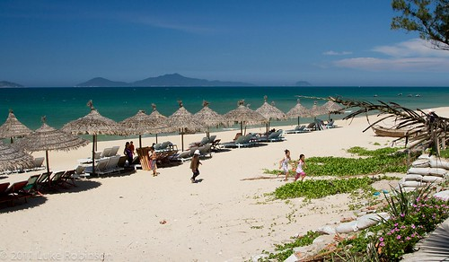 White Sand Beach, near Hoi An