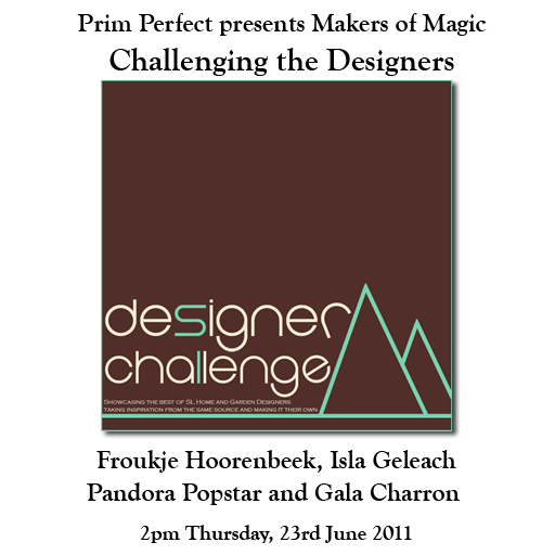 Meet the Designers: Designer Challenge