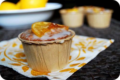 Lemon and Brown Sugar Cupcakes