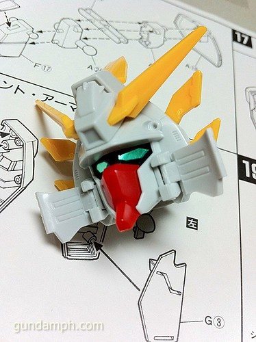 Building 1-60 Shining Gundam HGEX (12)