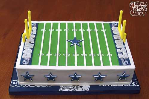 Falcons Grooms Cake