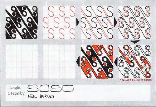 Soso - tangle pattern by perfectly4med