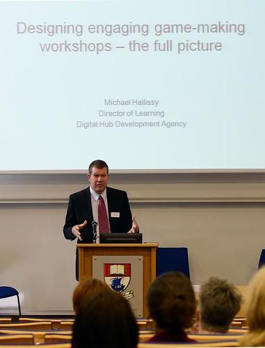 Keynote address by Michael Hallissy by iGBL2011