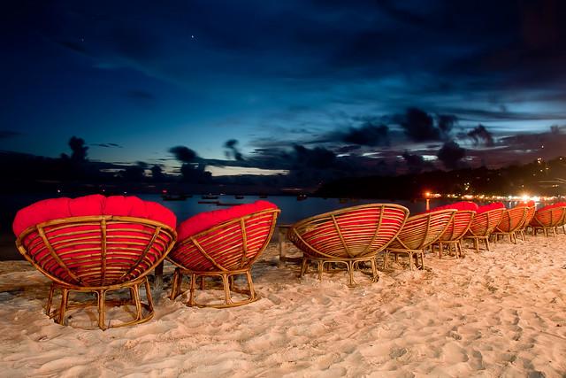 Ochheuteal Beach, Sihanoukville