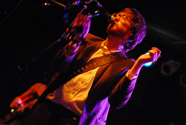 okkervil river @ cat's cradle