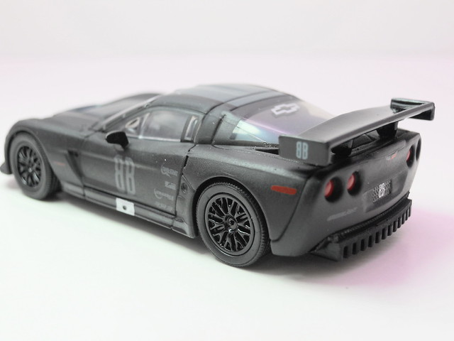 greenlight black bandit 2008 chevrolet C6R (4)