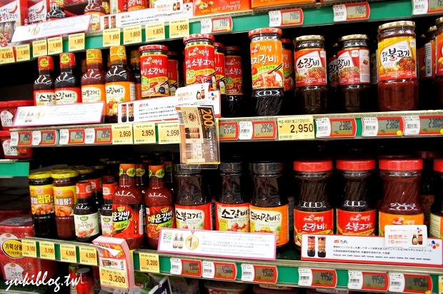 韓國首爾自由行【樂天超市LOTTE Mart】推薦韓國必買戰利品(零食、餅乾、 美妝保養品、紀念品、伴手禮、玉米鬚茶)2015新增更新   Yukis Life by yukiblog.tw