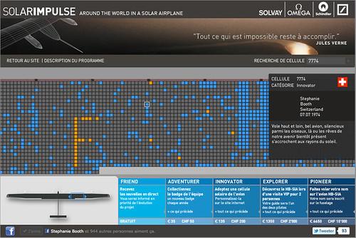 Cellule 7774 de Solar Impulse