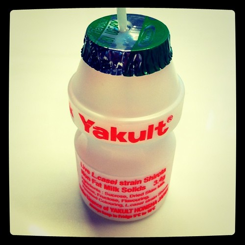 Yakult by mengteck