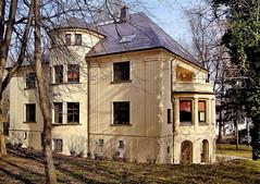 Villa Carl Hahn Händelstraße 9 Chemnitz