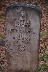 Burrel Cooke - 1800