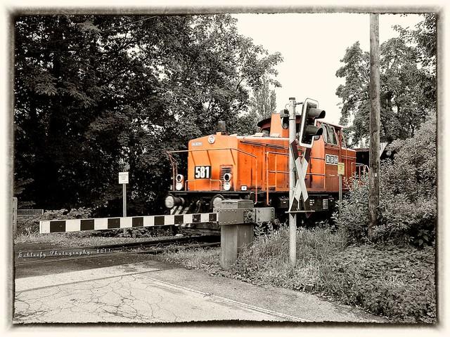 #180/365 Train Crossing