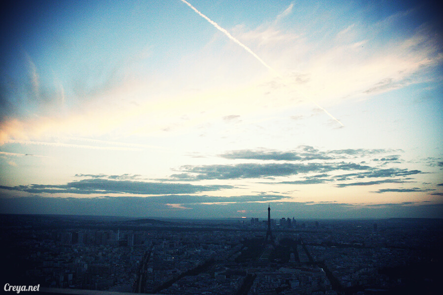 2016.10.09 | 看我的歐行腿| 艾菲爾鐵塔,五個視角看法國巴黎市的這仙燈塔 07