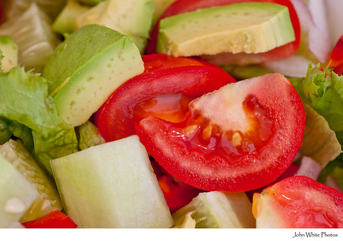 Salad by john white photos