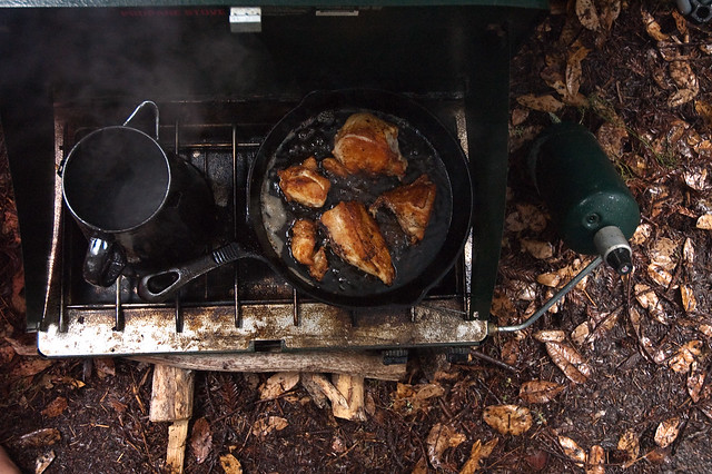 Big Basin Frying Chicken