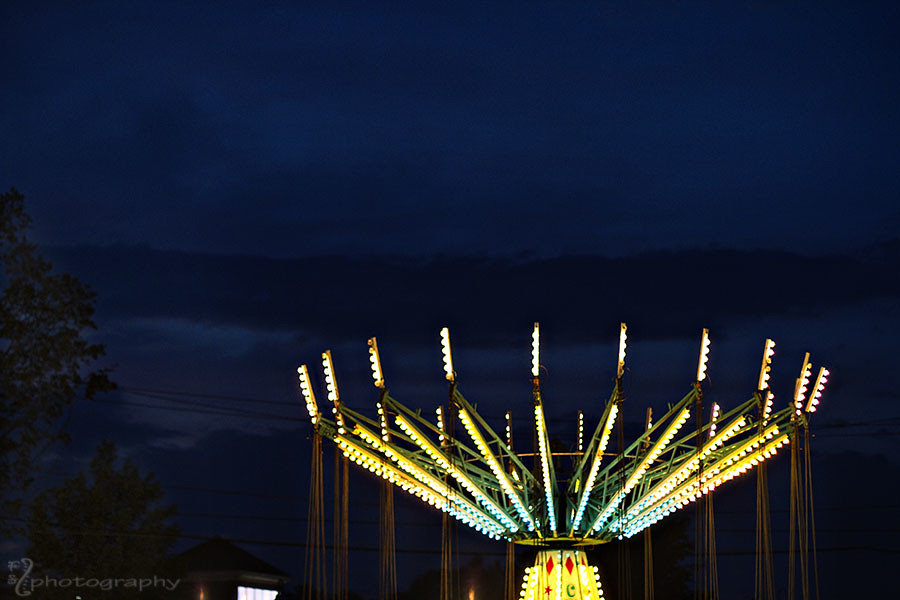 Blue Hour Fair