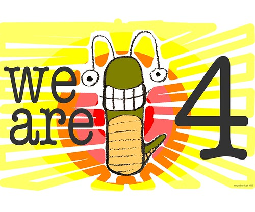 we are 4!