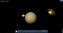 Huygens approaches Titan