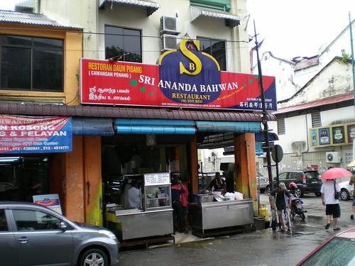 Indian restaurant Penang 1