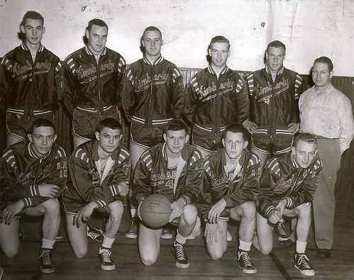 KRA 1952 BB Team