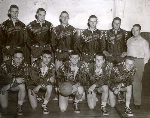 KRA 1952 BB Team
