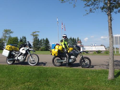 Nova Scotia Welcome Center, Amherst, NS
