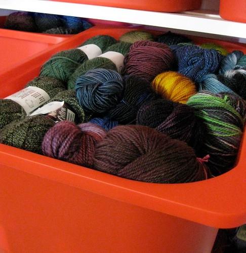 Yarn Bin