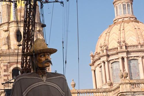 Paseando por Guadalajara