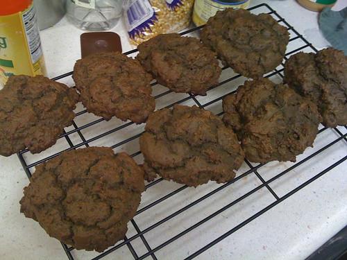 chocolate char shortcakes
