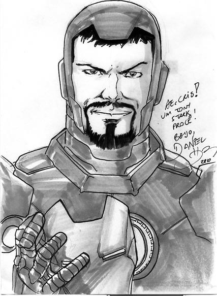Tony Stark to Cris