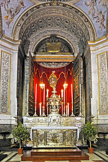 Italy-2131 - Chapel of Saint Rosalia