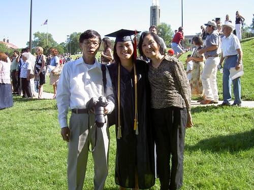 2004, 05.23 Graduation Family