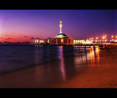 Floating Mosque of Jeddah