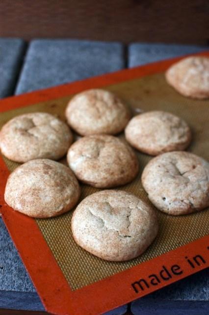 gluten-free snickerdoodle II