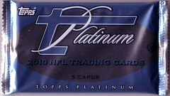 2010 Topps Platinum Pack