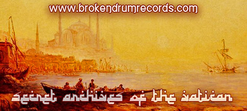Broken Drum Records