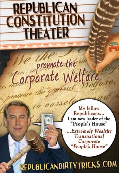 Republican Constitution Theater Image