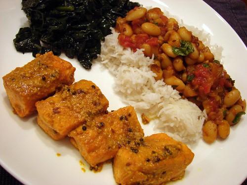 Dinner: January 10, 2011